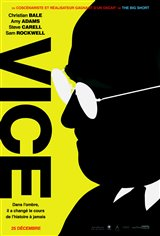Vice (v.f.) Affiche de film