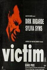 Victim (1961) Movie Poster