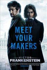 Victor Frankenstein Movie Poster