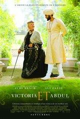 Victoria et Abdul Affiche de film