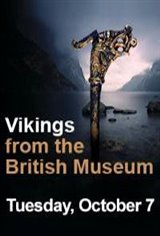 Vikings Live From the British Museum Movie Poster