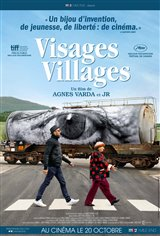 Visages villages Affiche de film