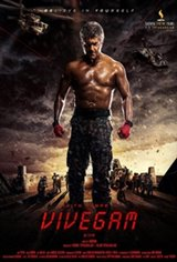 Vivegam Movie Poster