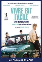 Vivre est facile avec les yeux fermés (v.o. espagnole, s.-t.f.) Affiche de film