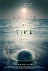Voyage of Time: Life's Journey Movie Poster