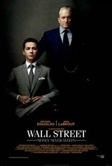 Wall Street: Money Never Sleeps Movie Poster Movie Poster