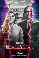 WandaVision (Disney+) Movie Poster
