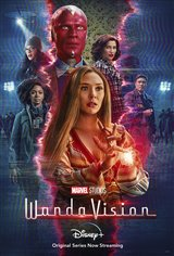 WandaVision (Disney+) Movie Poster
