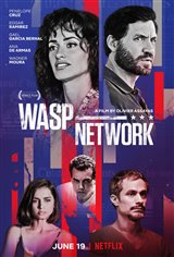 Wasp Network (Netflix) Movie Poster