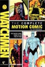 Watchmen: The Complete Motion Comic Movie Poster