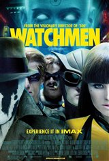 Watchmen: The IMAX Experience Movie Poster