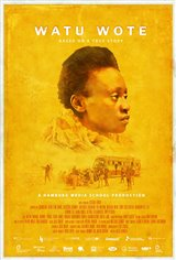 Watu Wote/All of Us Affiche de film