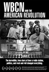 WBCN and the American Revolution Large Poster