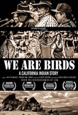 We Are Birds Large Poster