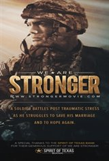 We Are Stronger Movie Poster