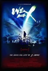 We Are X Movie Poster