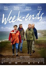 Week-ends Affiche de film