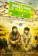 Welcome to Karachi (Welcome 2 Karachi) Movie Poster