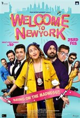 Welcome to New York Affiche de film
