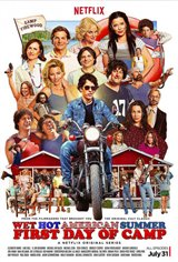 Wet Hot American Summer: First Day of Camp Large Poster