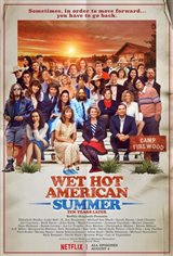 Wet Hot American Summer: Ten Years Later (Netflix) Large Poster