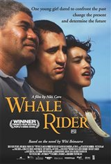 Whale Rider Movie Poster Movie Poster
