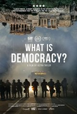 What Is Democracy? Large Poster