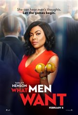 What Men Want Affiche de film