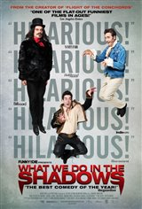 What We Do in the Shadows (v.o.a.) Affiche de film