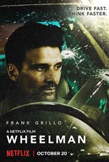 Wheelman (Netflix) Poster