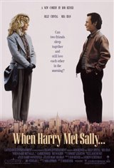 When Harry Met Sally... Movie Poster