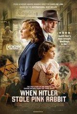 When Hitler Stole Pink Rabbit (Als Hitler das rosa Kaninchen stahl) Large Poster