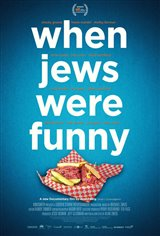 When Jews Were Funny Movie Poster