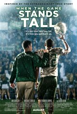 When the Game Stands Tall (v.o.a.) Affiche de film