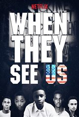 When They See Us (Netflix) Movie Poster