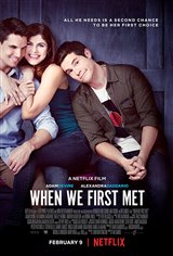 When We First Met (Netflix) Movie Poster