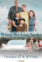 When We Last Spoke Movie Poster