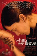 When We Leave  Movie Poster