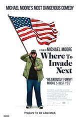 Where to Invade Next Movie Poster Movie Poster