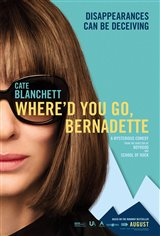 Where'd You Go, Bernadette Movie Poster Movie Poster