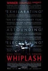 Whiplash Large Poster