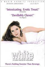 White Movie Poster