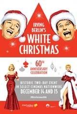White Christmas 60th Anniversary Movie Poster