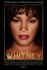 Whitney (Toronto, Montreal, Vancouver) Poster