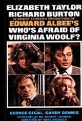 Who's Afraid of Virginia Woolf? Movie Poster