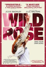 Wild Rose Movie Poster Movie Poster