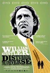 William Kunstler: Disturbing the Universe Movie Poster
