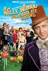Willy Wonka & the Chocolate Factory 50th Anniversary presented by TCM Large Poster