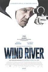 Wind River (v.f.) Affiche de film