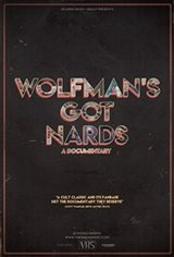 Wolfman's Got Nards Large Poster